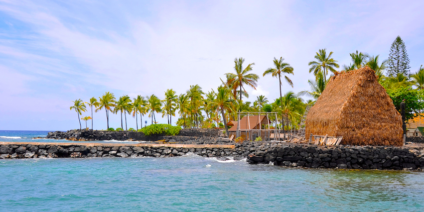 Kona's Sacred Places