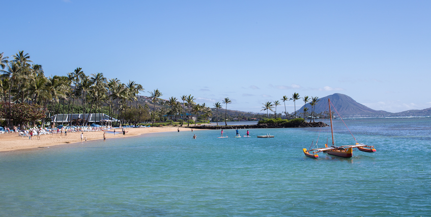 Find Your Relaxation On Oahu